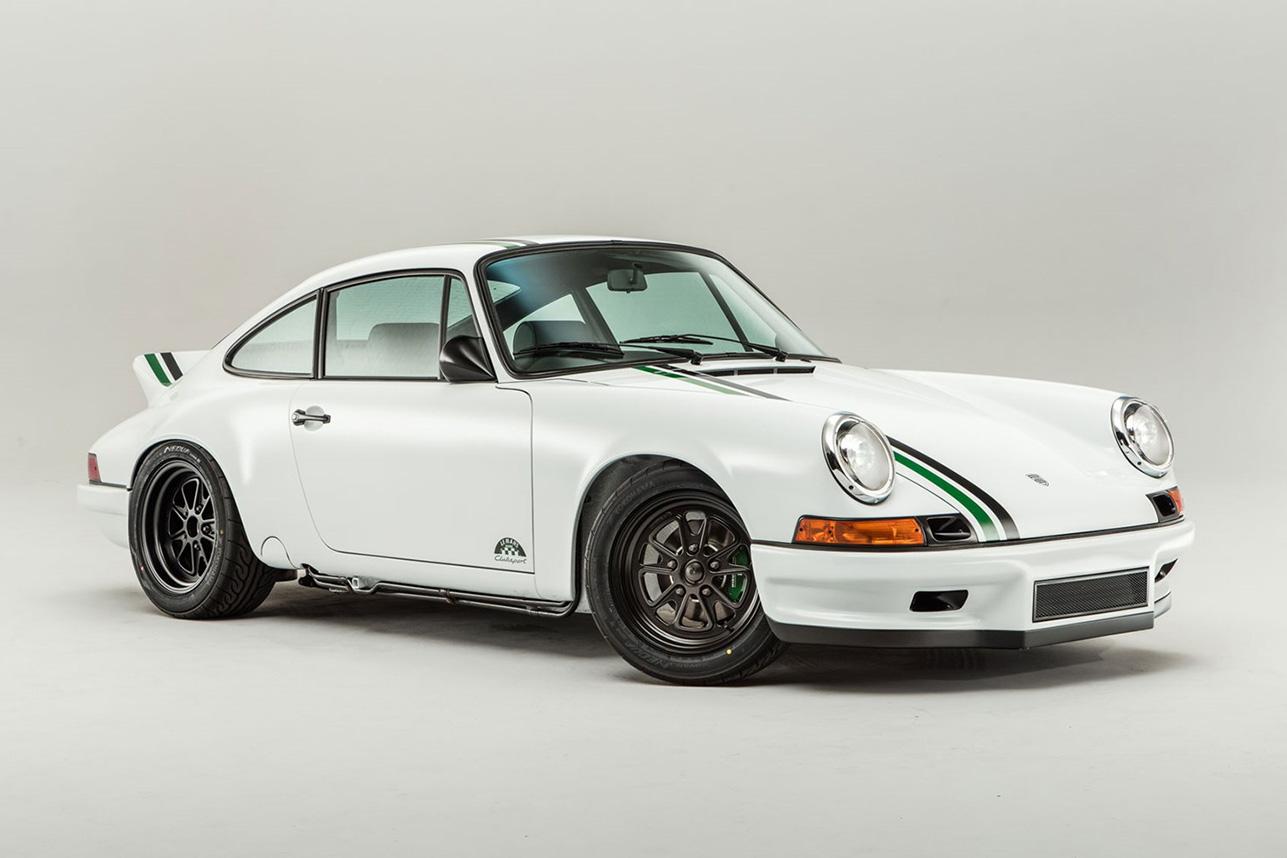 Porsche 911 (History) - cover