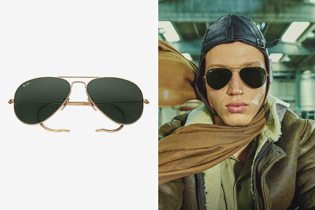 ray ban aviator reloaded sunglasses hiconsumption