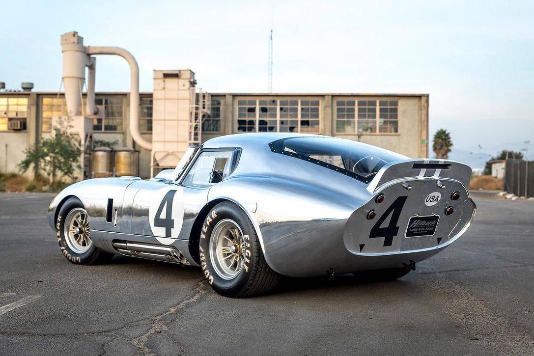 Shelby Daytona Coupe >> 1964 Shelby Cobra Daytona Coupe Secret Weapon Hiconsumption