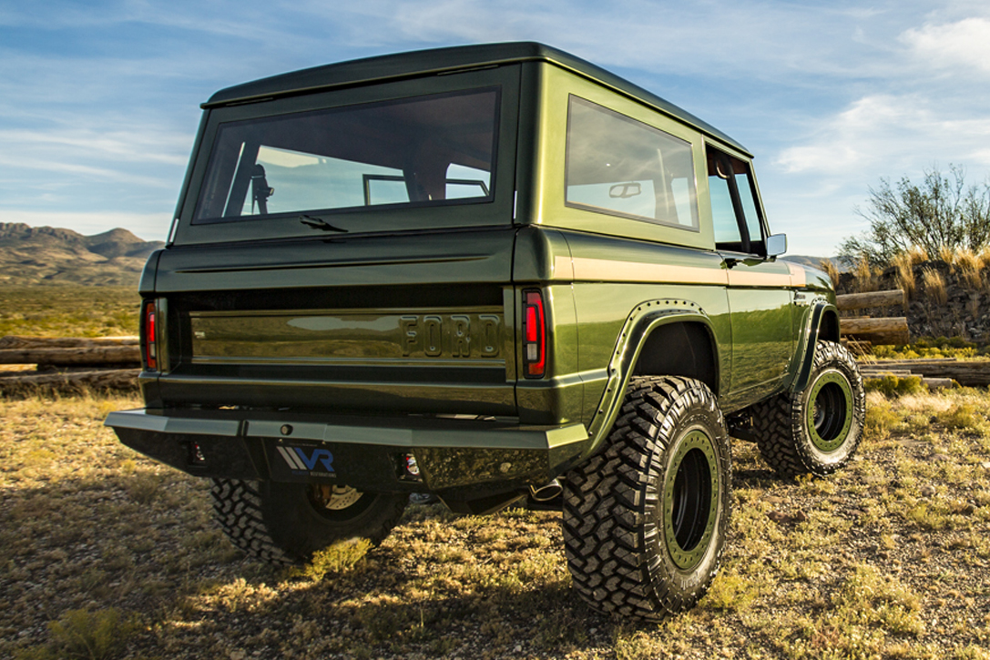 ford bronco green monster hiconsumption
