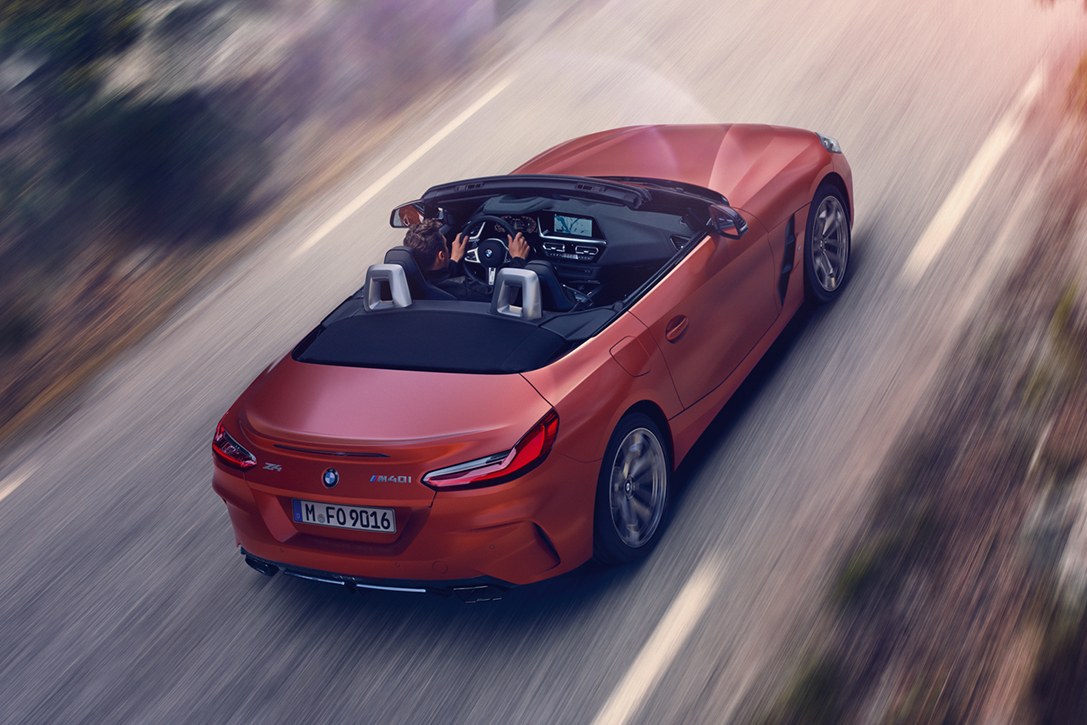 2019 Bmw Z4 Roadster Hiconsumption