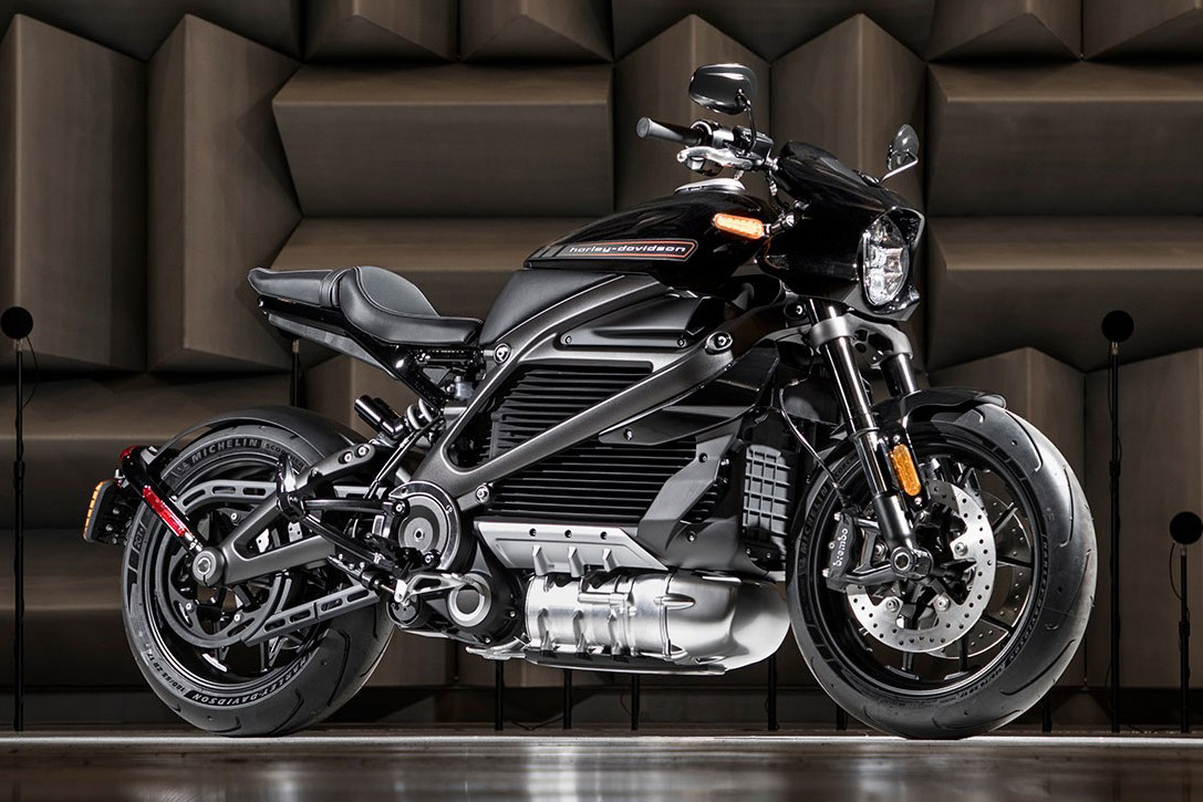 2019 Harley-Davidson LiveWire Electric Motorcycle ...