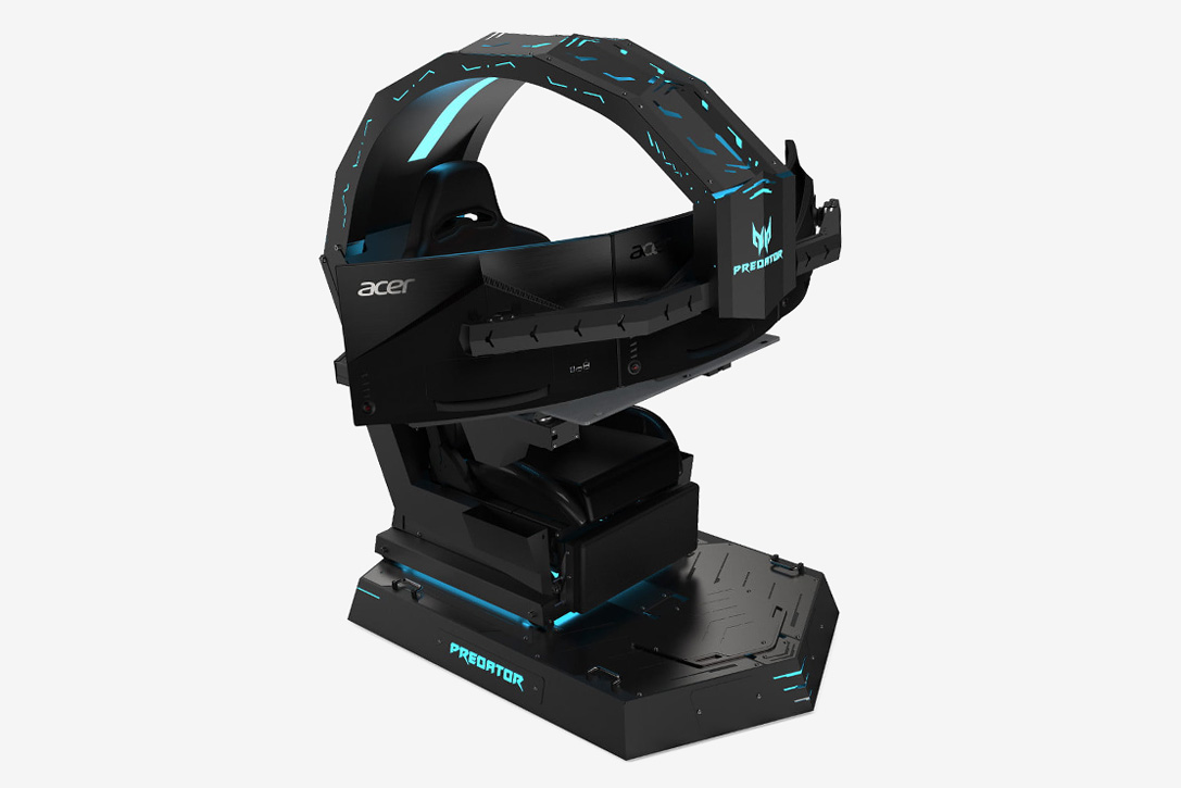 Acer Predator Thronos Gaming Chair Hiconsumption