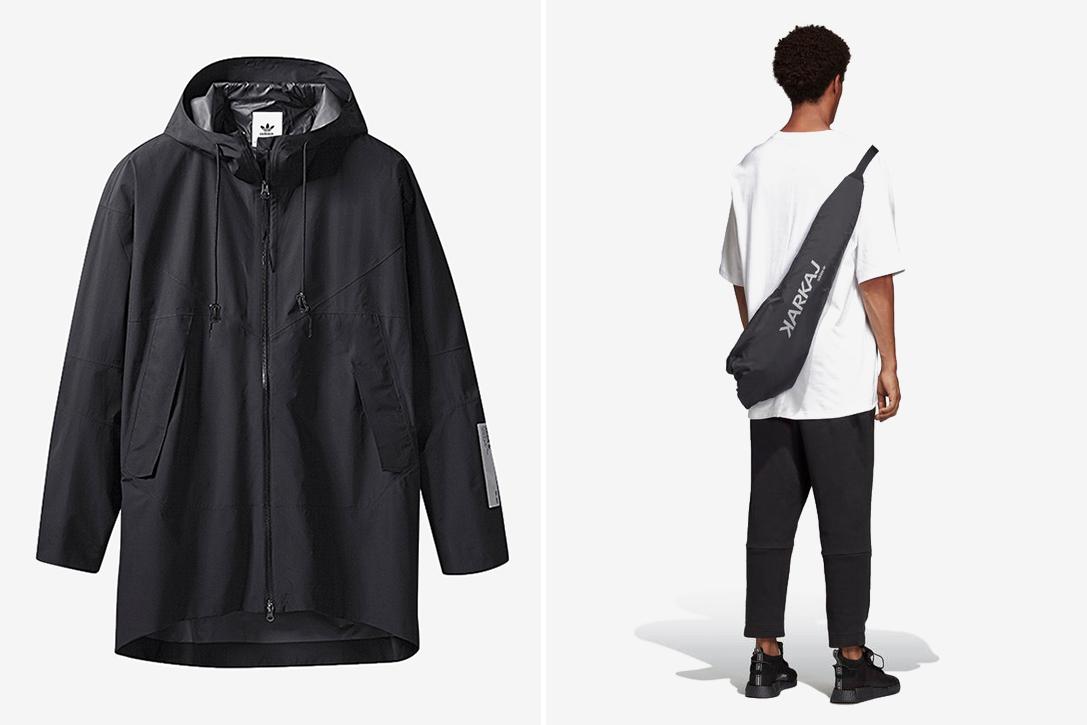 adidas Originals NMD Karkaj GORE TEX® Jacket Black