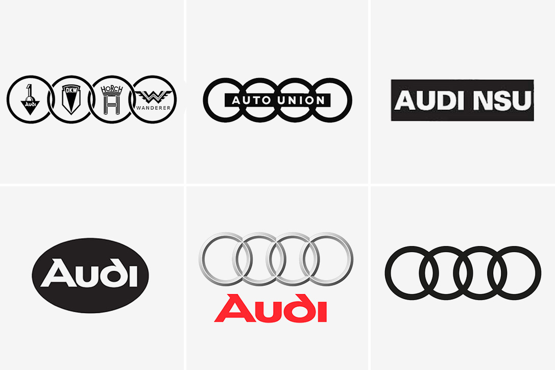 Idle Worship The History And Evolution Of Car Logos Hiconsumption