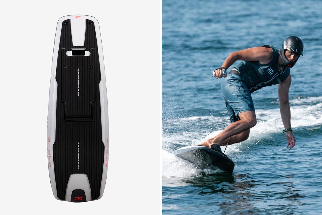 Awake Ravik Electric Surfboard | HiConsumption
