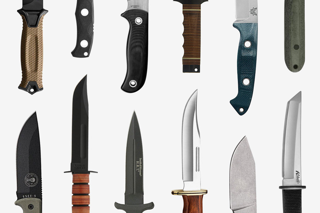 Hard Cuts 20 Best Fixed Blade Knives Hiconsumption
