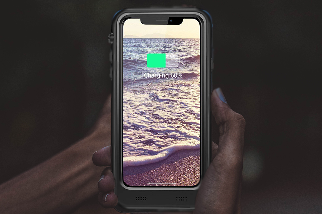 new concept c6b58 81b4d Take Charge: 8 Best iPhone X Battery Cases | HiConsumption