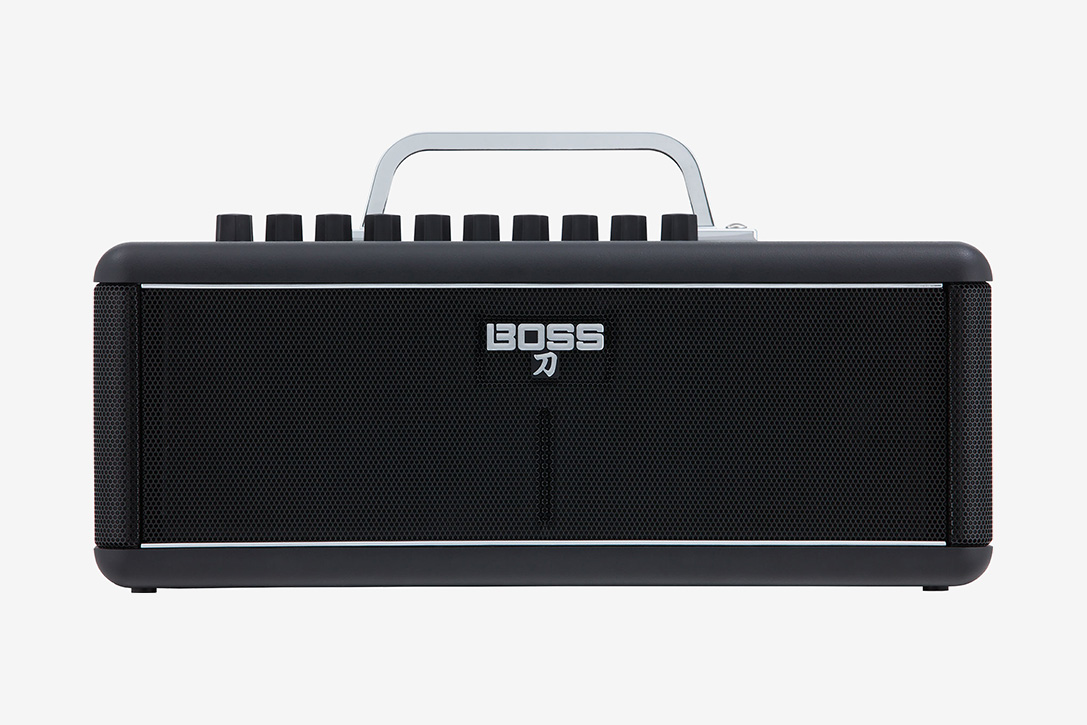 boss katana air wireless guitar amplifier hiconsumption. Black Bedroom Furniture Sets. Home Design Ideas