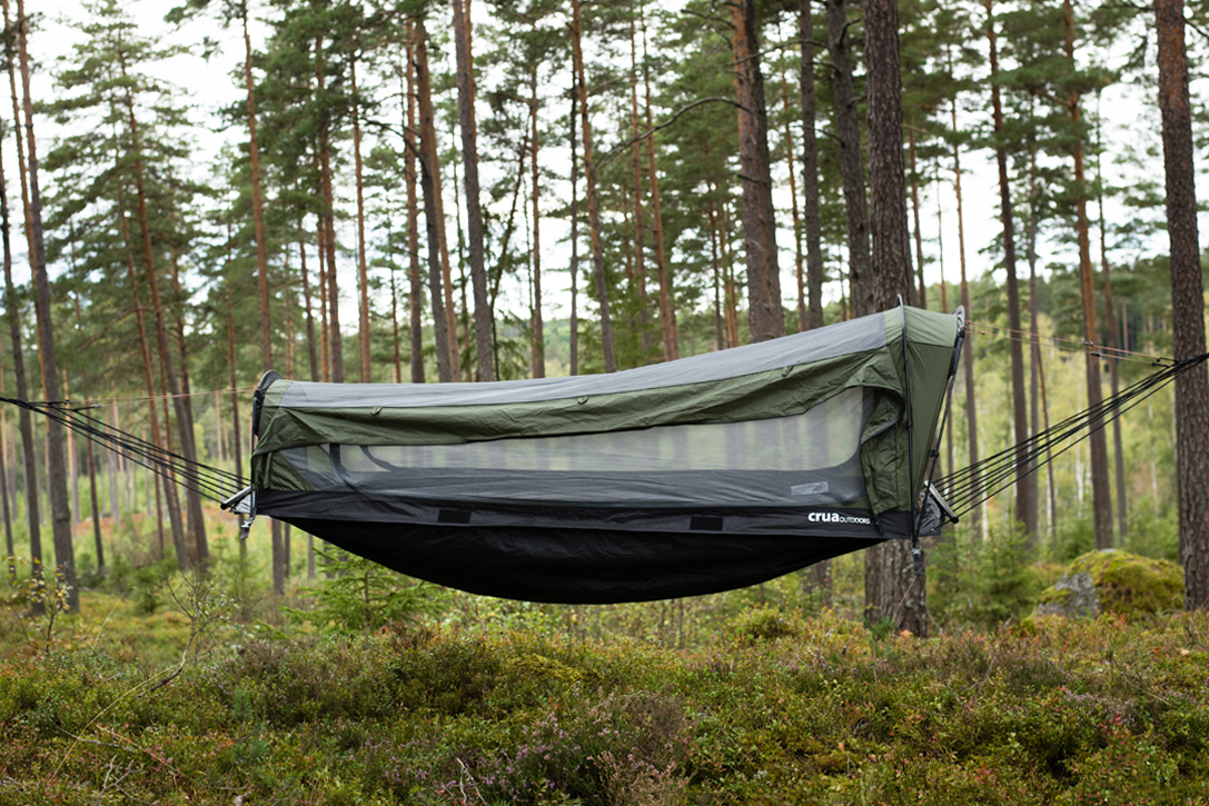 Crua Outdoors Hybrid Hammock Tent