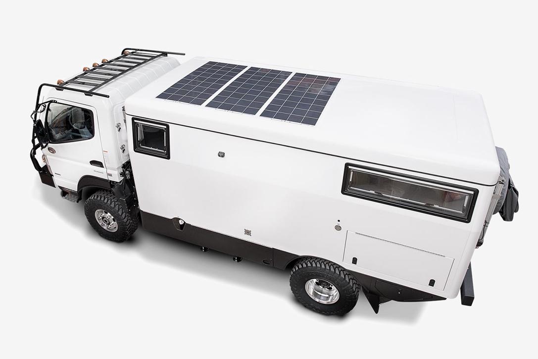 EarthCruiser EXP Overland Vehicle   HiConsumption