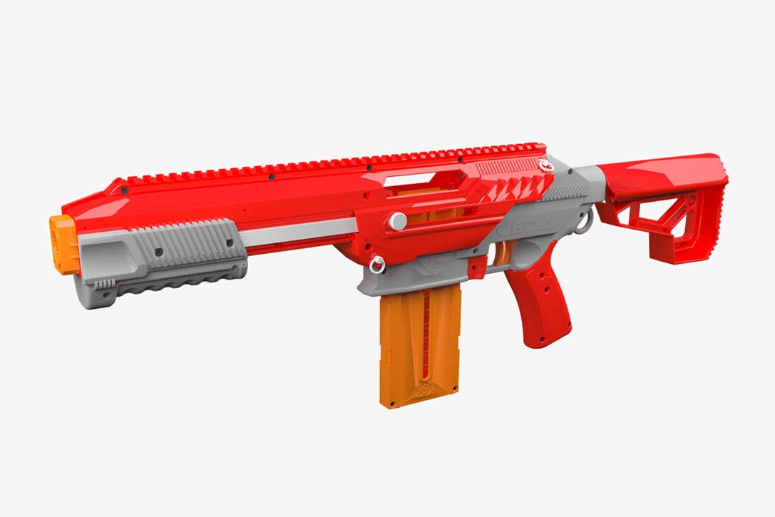 Jet Blaster Ceda Modular Foam Dart Gun | HiConsumption