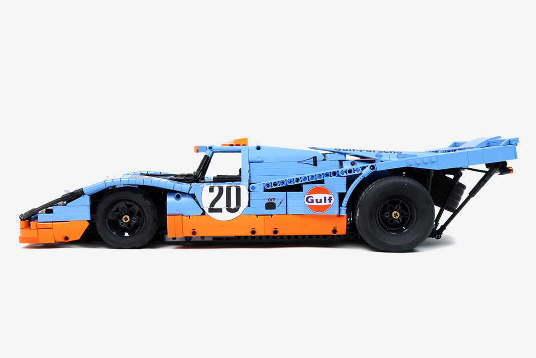 lego technic rc 1970 porsche 917k hiconsumption. Black Bedroom Furniture Sets. Home Design Ideas