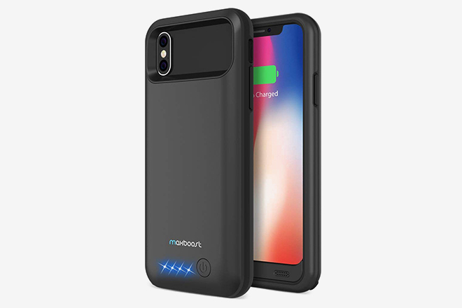 new concept 6ef06 75c87 Take Charge: 8 Best iPhone X Battery Cases | HiConsumption
