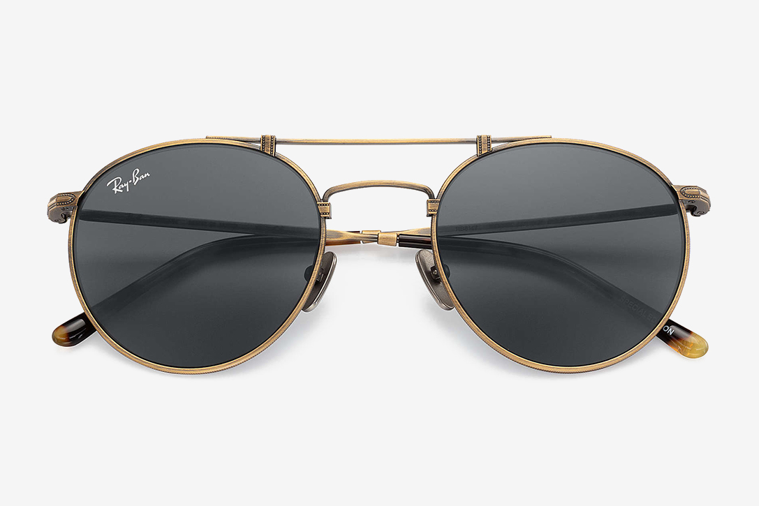 95a525106 Ray-Ban Made In Japan Titanium Sunglasses   HiConsumption