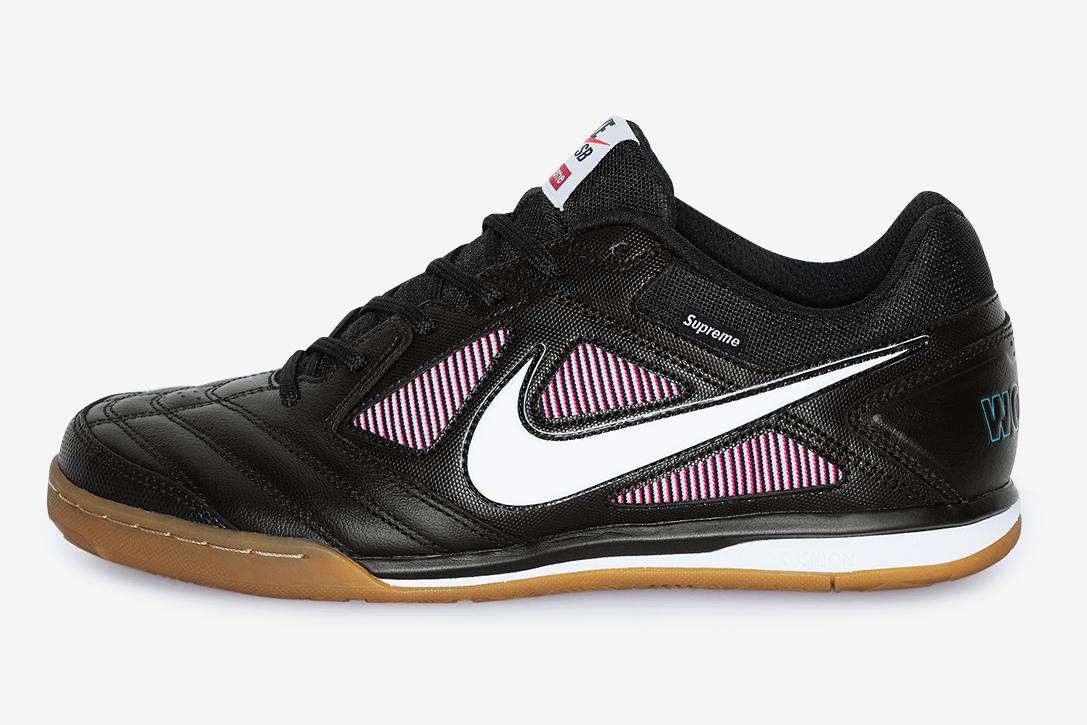 uvas Anticuado Ciudadanía  Supreme X Nike SB Gato Shoes | HiConsumption