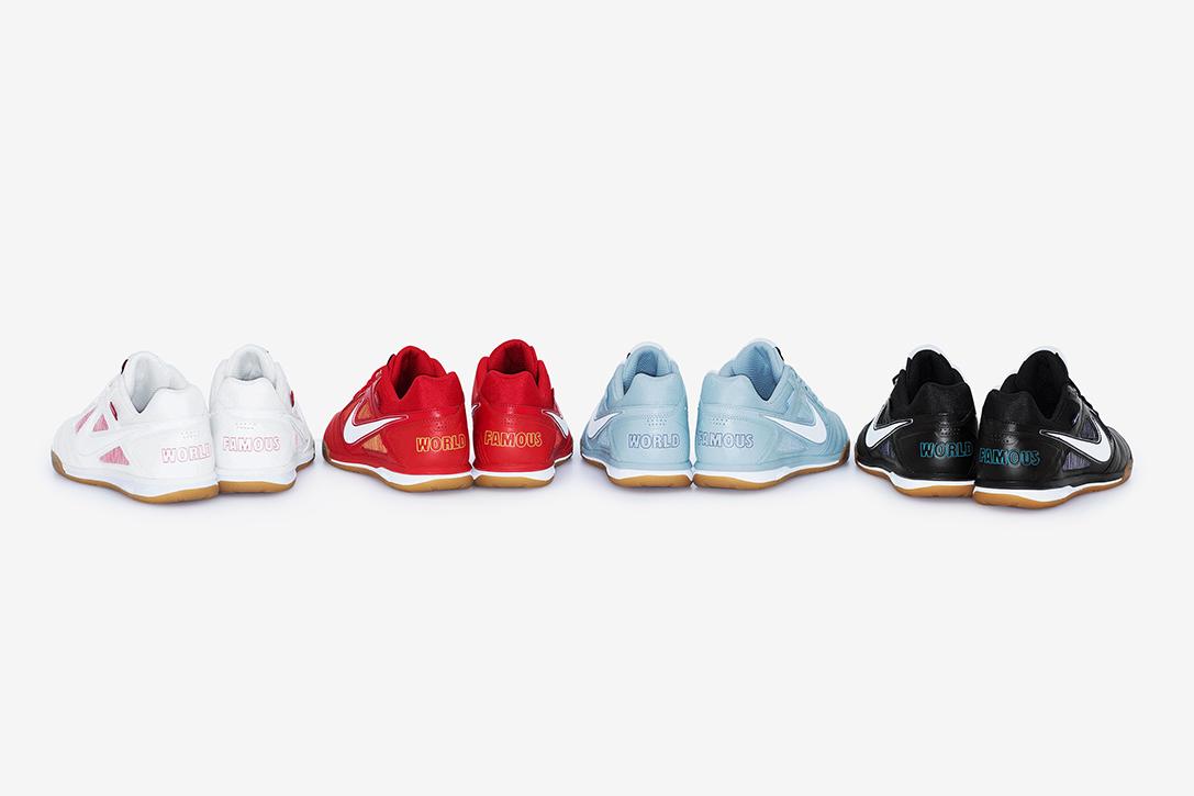 the latest d07b9 45ea0 Supreme X Nike SB Gato Shoes  HiConsumption