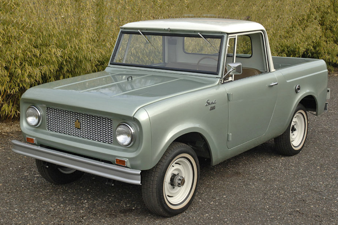 The Complete History Of The International Harvester Scout