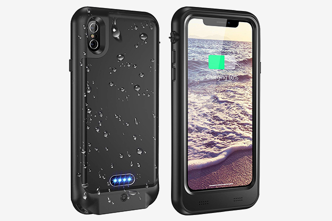 new concept e1cff 8fa37 Take Charge: 8 Best iPhone X Battery Cases | HiConsumption
