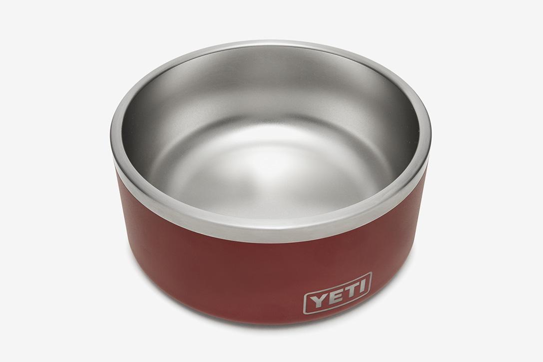Yeti Boomer 8 Dog Bowl Hiconsumption