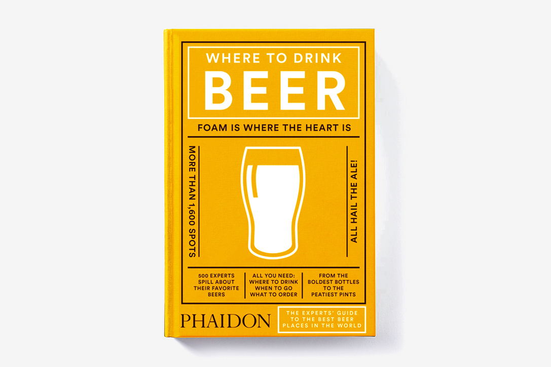 Where To Drink Beer Coffee Table Book