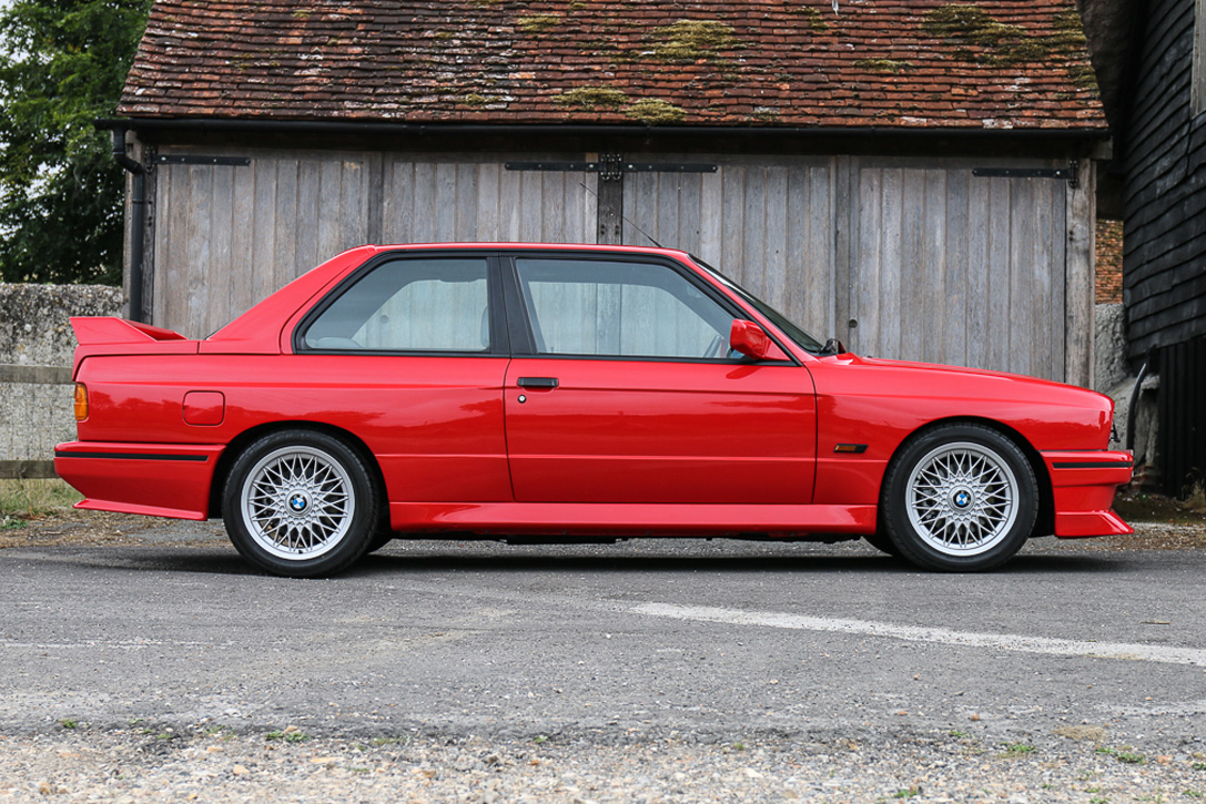 1988 Bmw E30 M3 Evolution Ii Hiconsumption