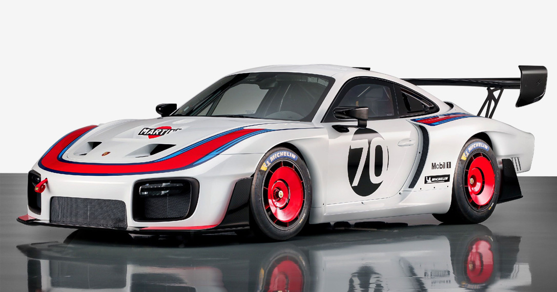 2019 Porsche 935 Race Car Hiconsumption
