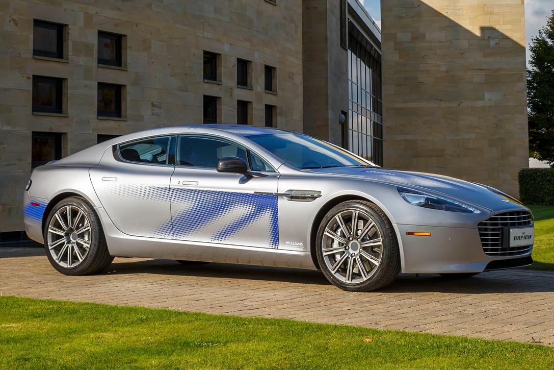 Aston Martin Rapide E All Electric Sports Car Hiconsumption