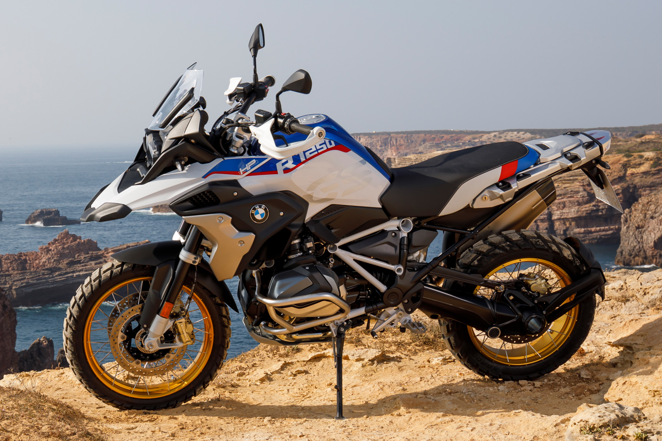 2019 Bmw R 1250 Gs Adventure Motorcycle Hiconsumption