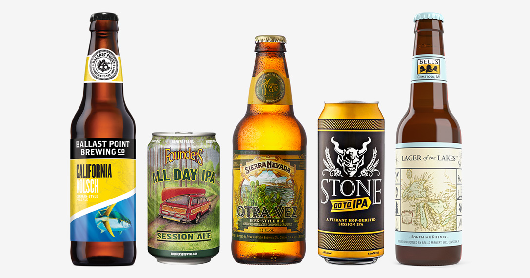 Light body 10 best low calorie craft beers hiconsumption for Best light craft beers