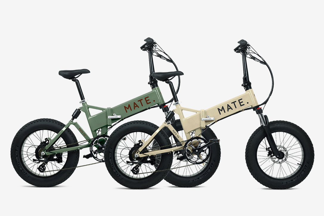 Mate X Folding E Bike Hiconsumption