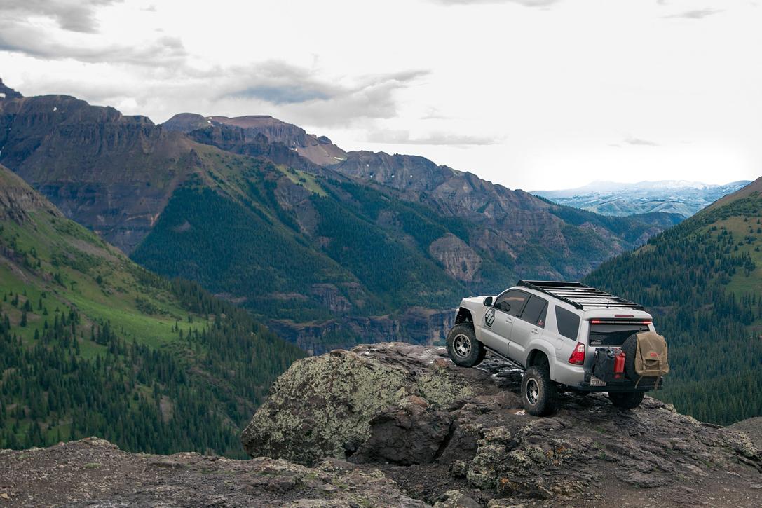 Masters Of Mud: 12 Off-Roading Essentials