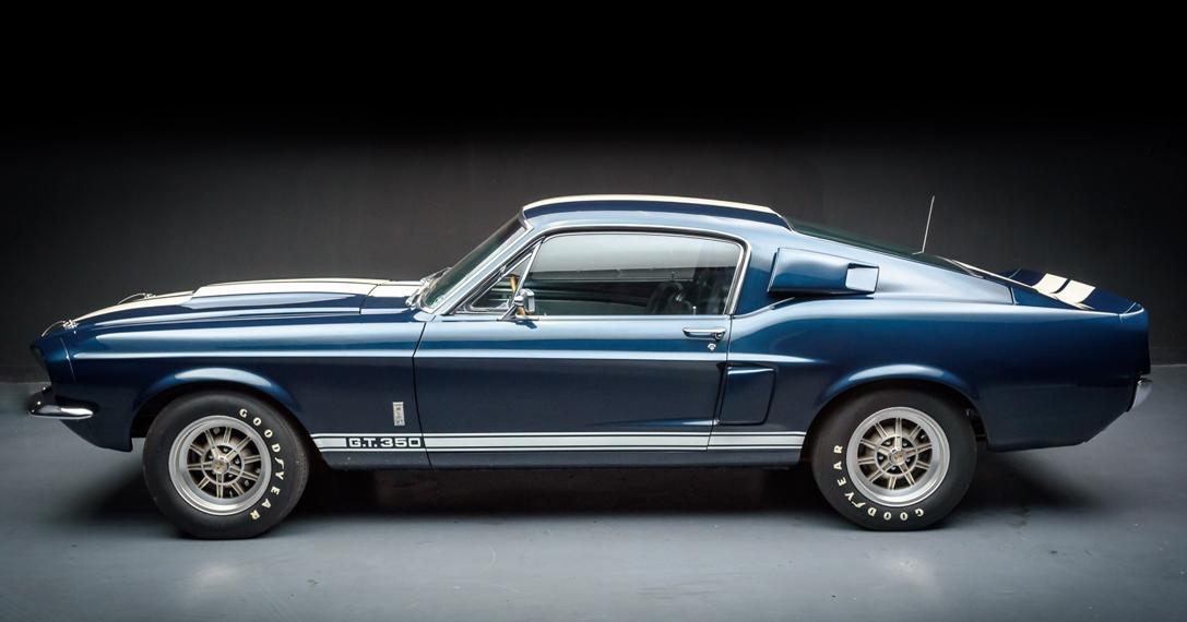 Mustang Shelby Eleanor 1967 Mercado Libre