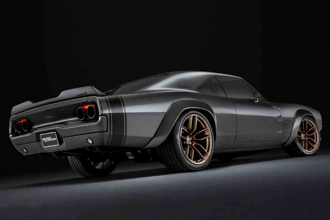 1968 Dodge Super Charger 'Hellephant'   HiConsumption