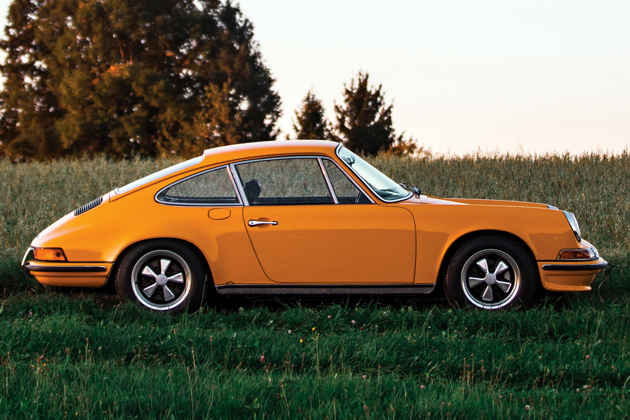 1973 porsche 911 carrera rs 2 7 prototype hiconsumption. Black Bedroom Furniture Sets. Home Design Ideas