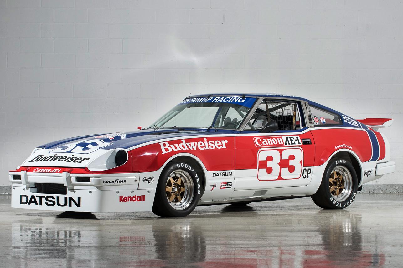 Nissan Race Car >> Paul Newman's 1979 Datsun 280ZX Race Car | HiConsumption