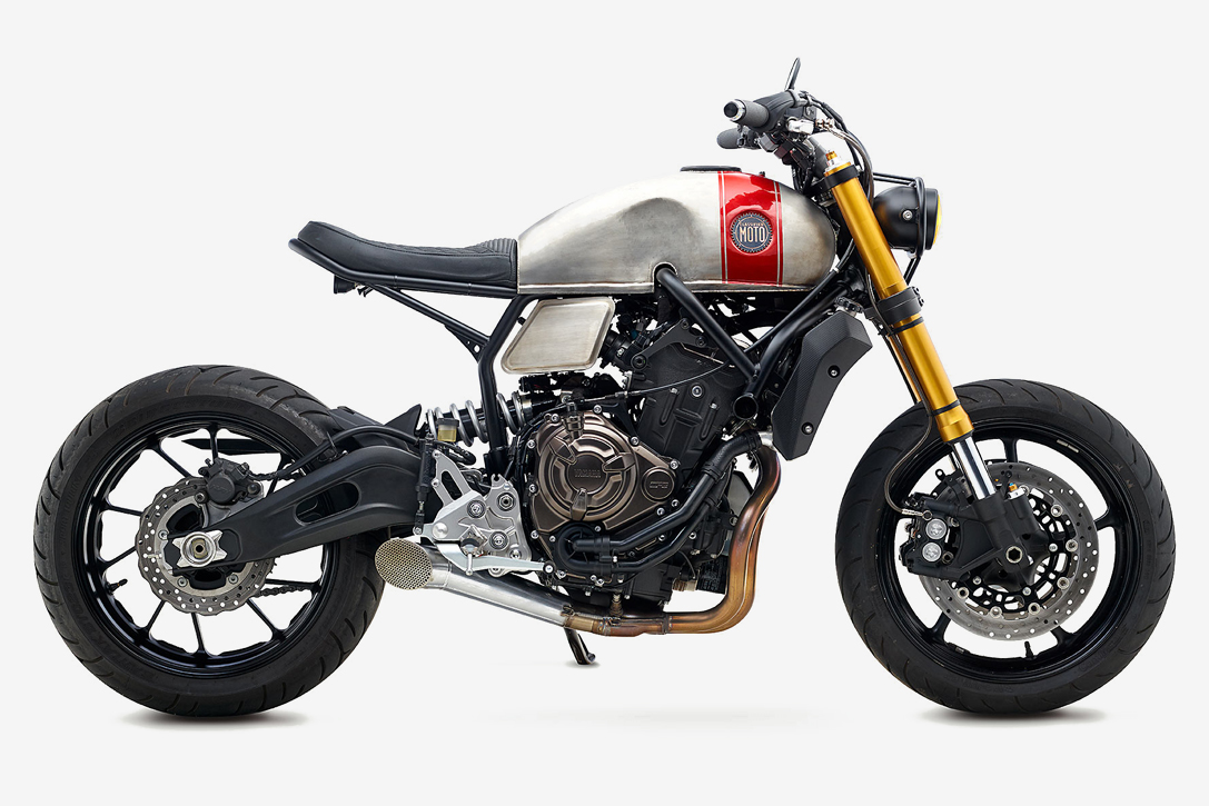 2016 YAMAHA FZ-07 — Motorcycle Clinic