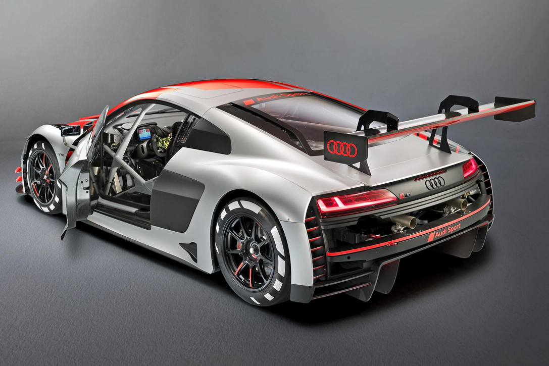 2019 Audi R8 LMS GT3 Evo | HiConsumption