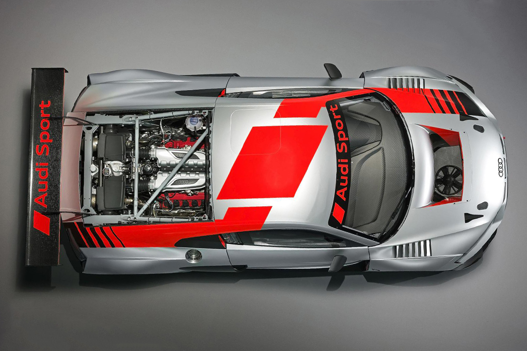 2019 Audi R8 Lms Gt3 Evo Hiconsumption
