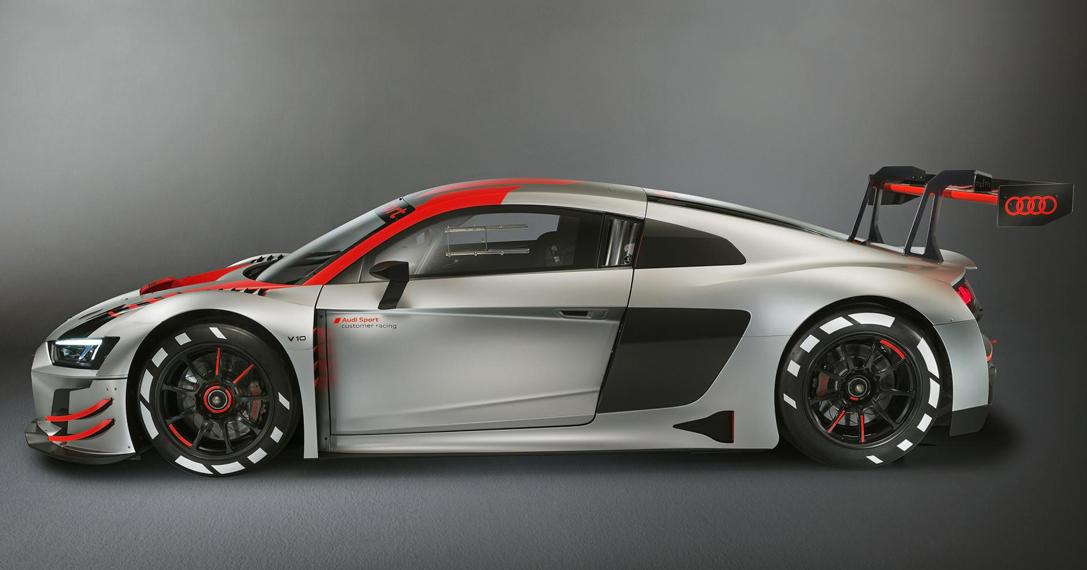 Audi R8 Lms >> 2019 Audi R8 LMS GT3 Evo | HiConsumption