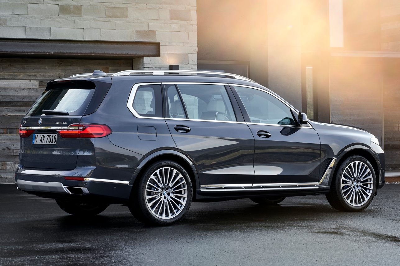 2019 Bmw X7 Suv Hiconsumption