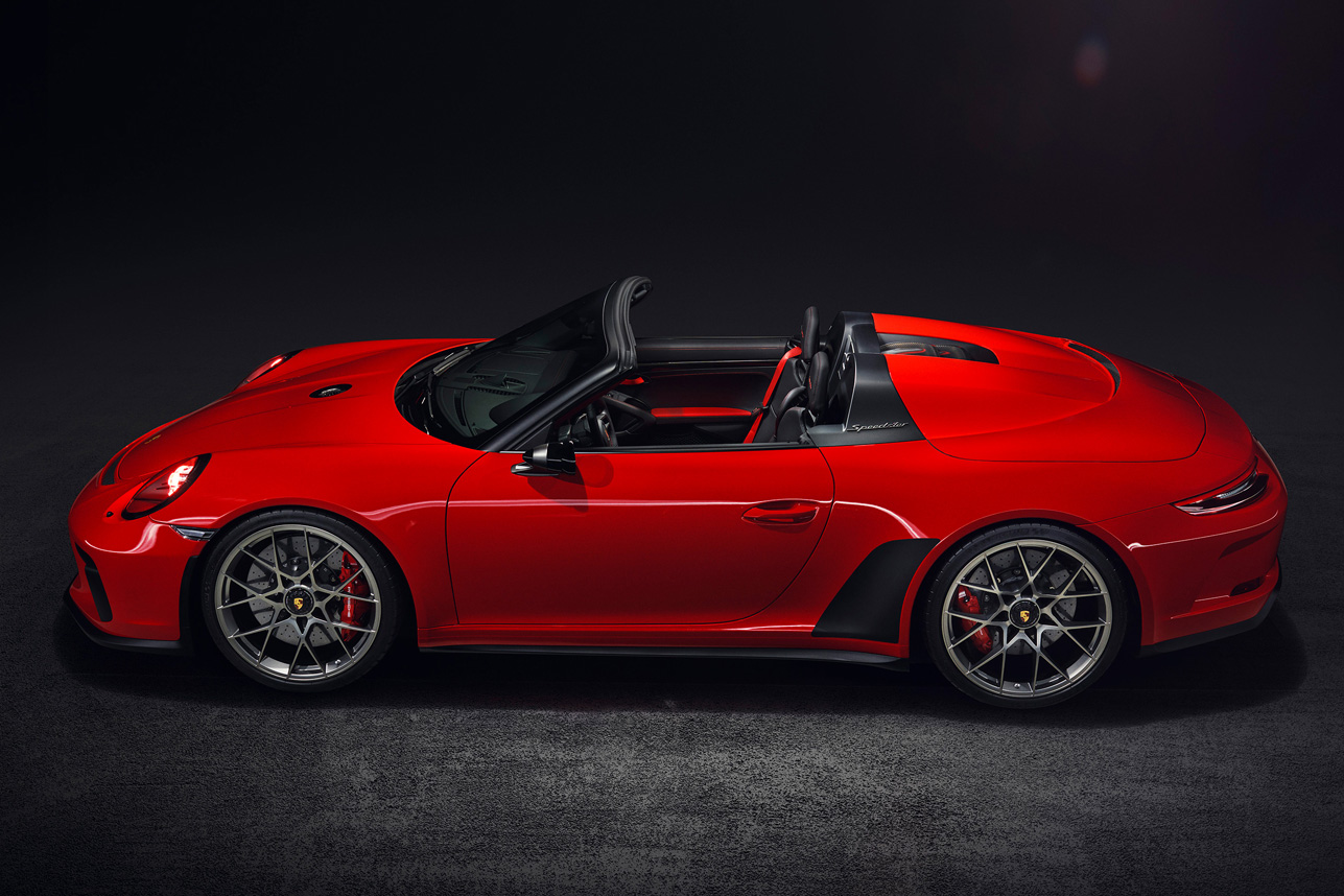 2019 porsche 911 speedster hiconsumption. Black Bedroom Furniture Sets. Home Design Ideas