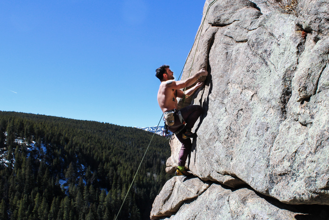 The Ultimate Guide To Start Rock Climbing