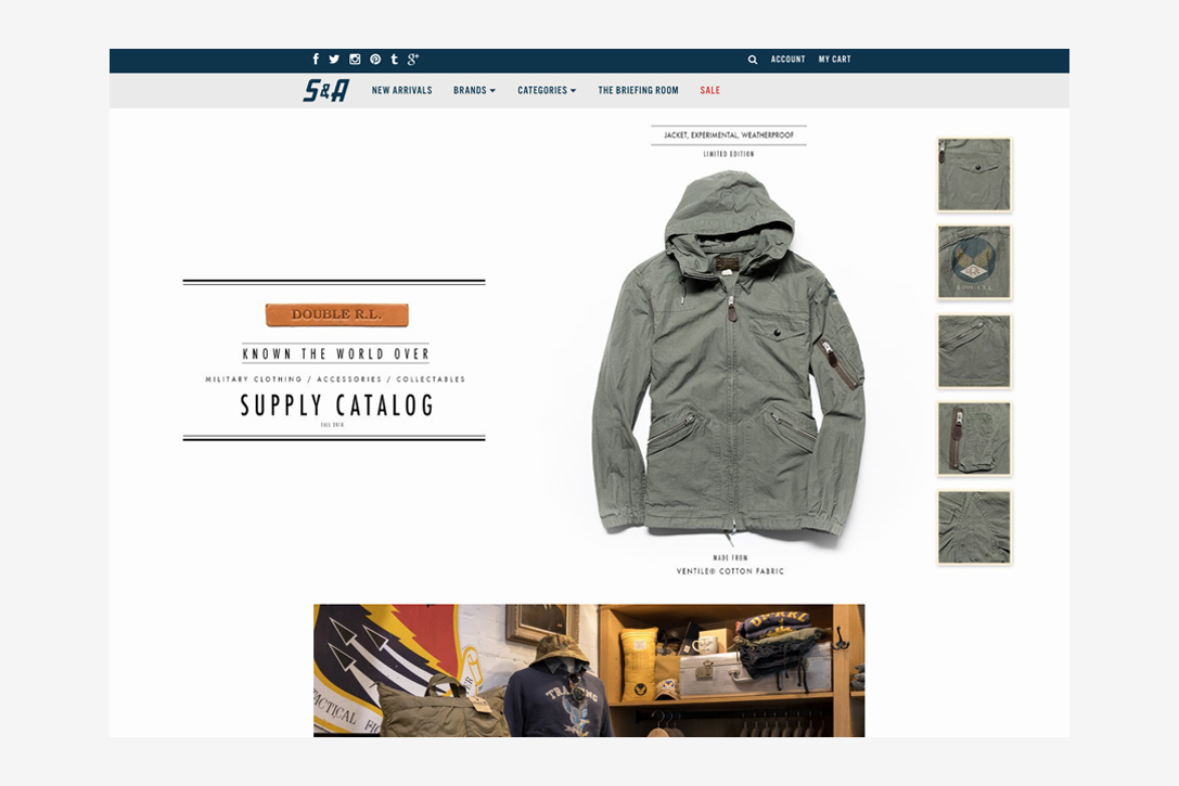 25 Best Online Clothing Stores For Men   HiConsumption