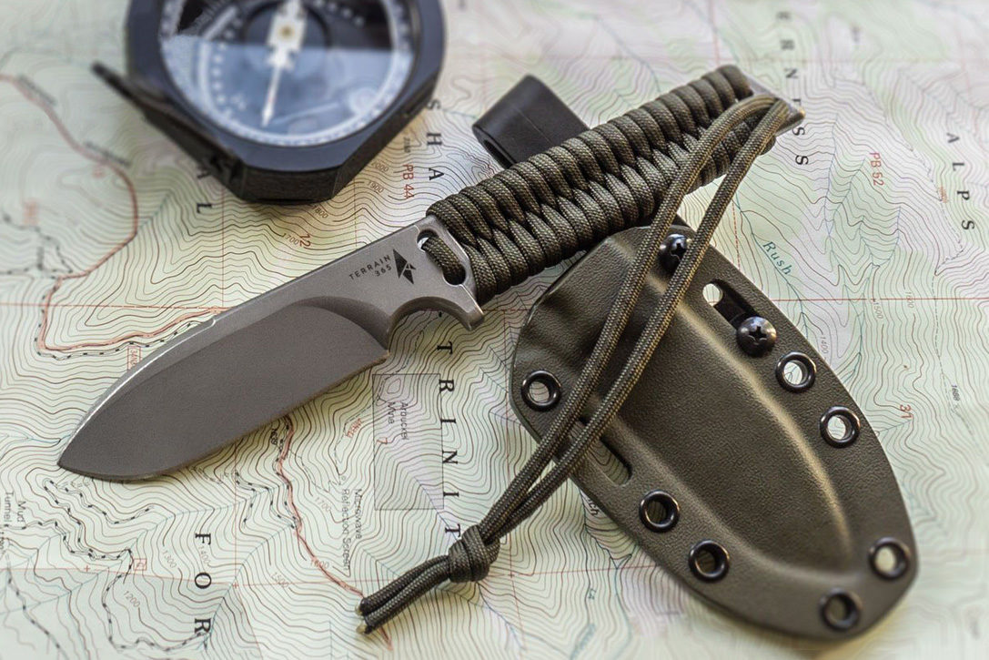 Cord Cutters: 12 Best Paracord Knives | HiConsumption