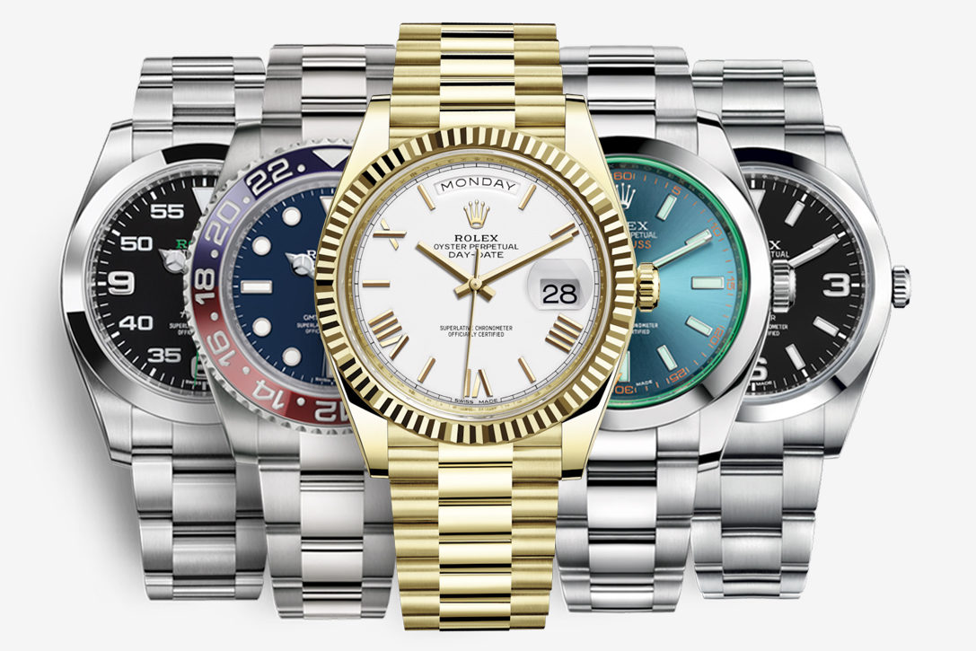 The 10 Best Men's Rolex Watches