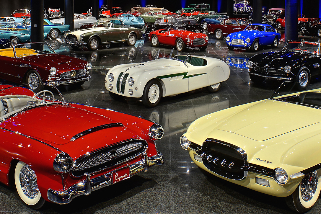 Motor Mania 12 Best Automotive Museums In America Hiconsumption