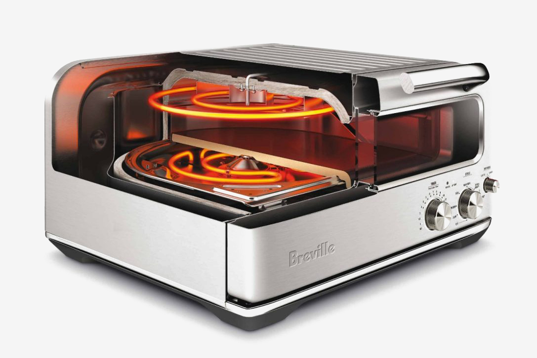 Breville Smart Oven Pizzaiolo Hiconsumption
