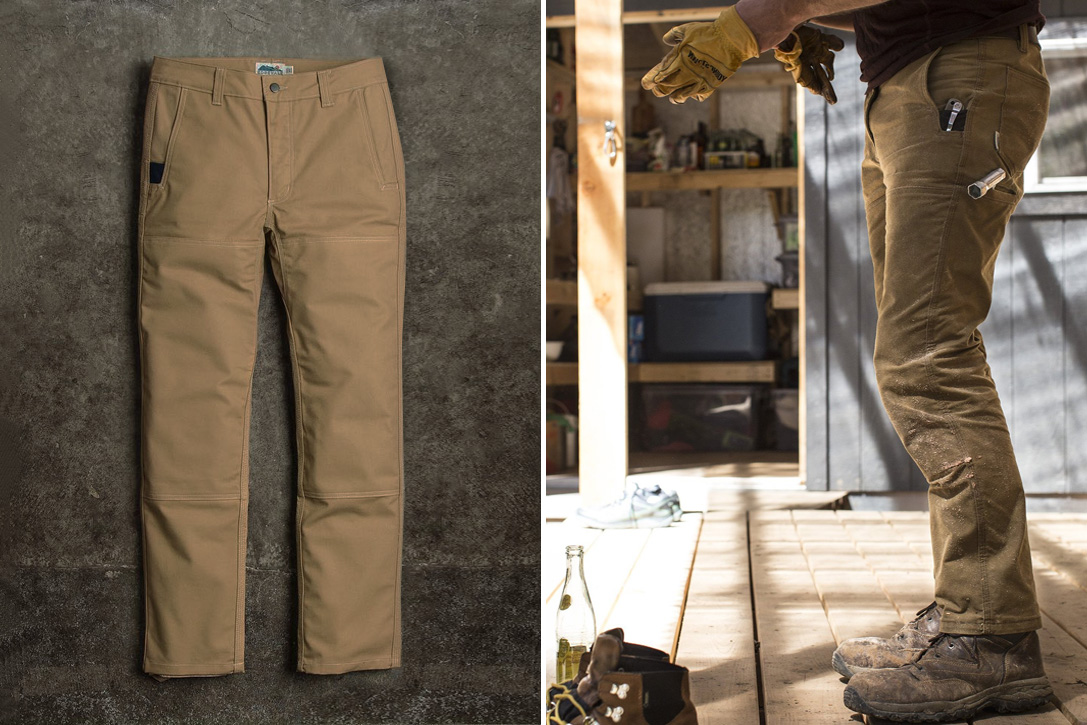 Edgevale Cast Iron Utility Pants