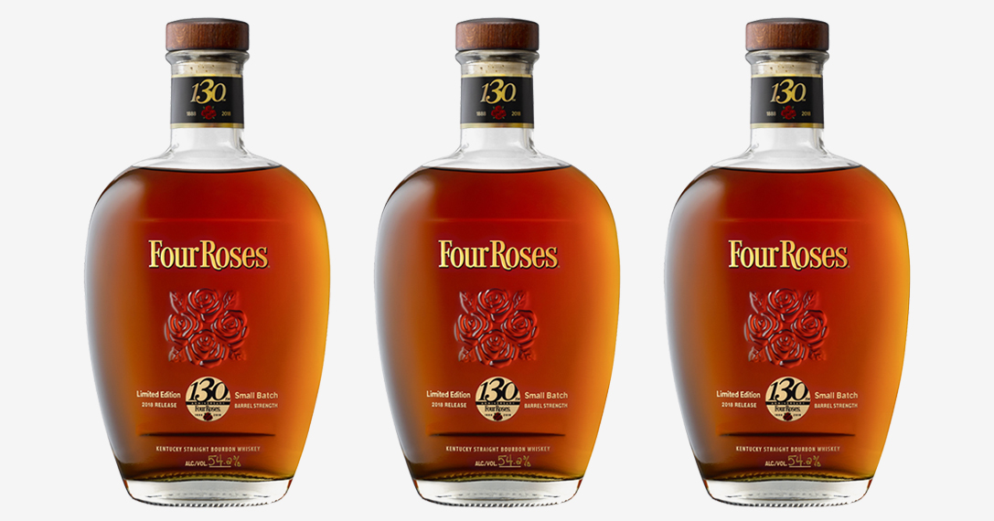 Four Roses 130th Anniversary Bourbon Hiconsumption